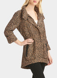H20-Resistant Jacket (Leopard or Camo)