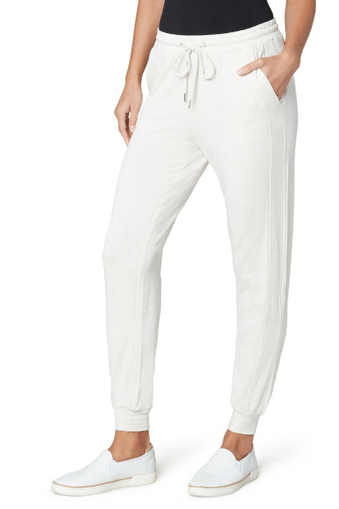 Soft Pull On Jogger - Oatmeal