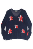 Seeing Stars V-Sweater