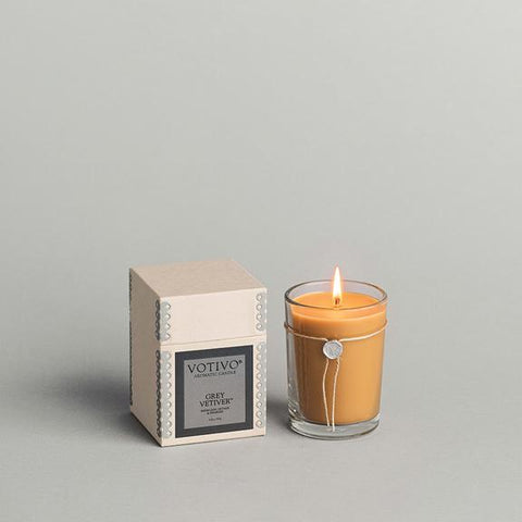 Votivo Aromatic Candle-Vetiver