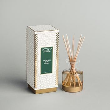 Holiday Collection Reed Diffuser - Christmas Sage