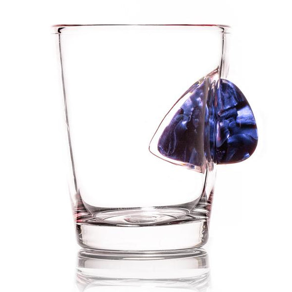 The Shredder - Guitar Pick Shot Glass