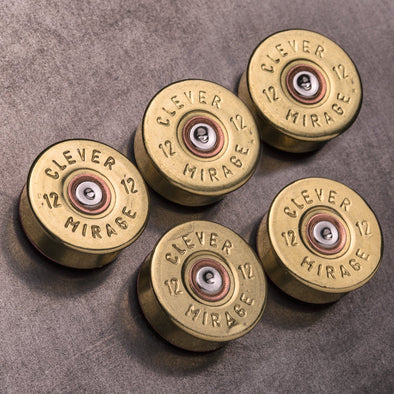 12 Gauge Real Bullet Magnets