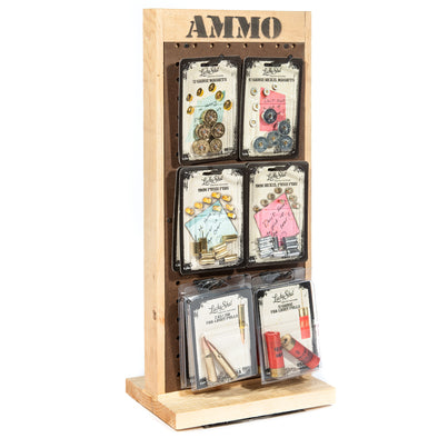 Men's Accessory Display - 2 Sided Display