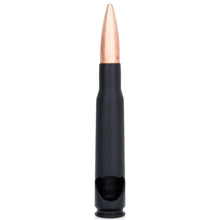50 Caliber Bullet Bottle Opener in Matte Black
