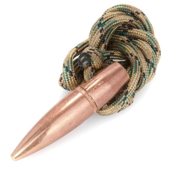 50 Caliber Sniper Paracord Necklace