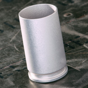 30MM A-10 WARTHOG SHELL Shot Glass Aluminum