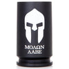 30MM A-10 Warthog Spirit Series Shot Glass - Molon Labe Black