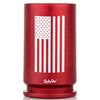 30MM A-10 Warthog Spirit Series Shot Glass - Red Flying Flag
