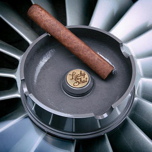 Cannon Ashtray