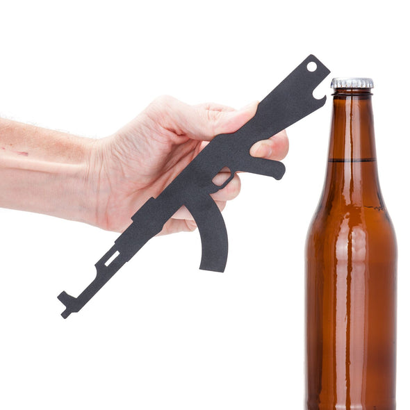 Rifle Bottle Openers - Pack of 36 Pieces of 3 Styles