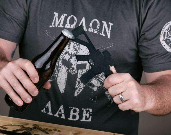 Rifle Bottle Openers