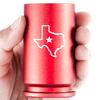 30MM A-10 Warthog Spirit Series Shot Glass - Texas Pride Red