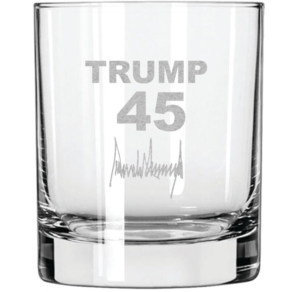 Whiskey Glasses - Made in the USA