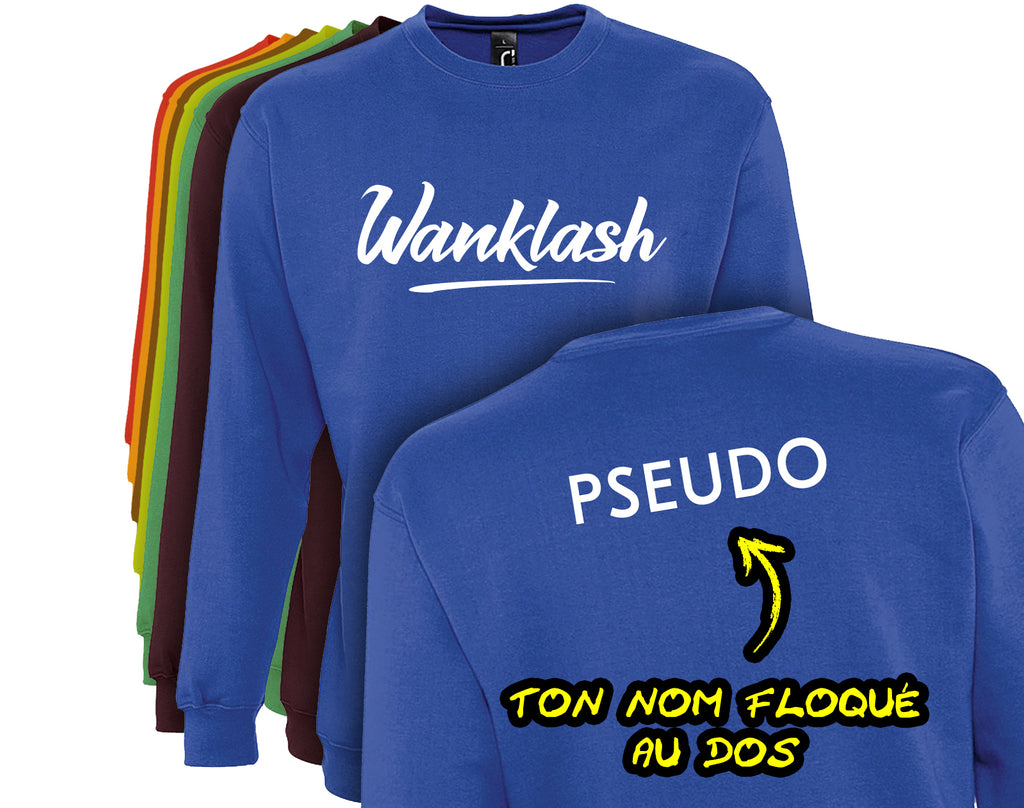 "Sweat Wanklash <FONT size=""2pt""><em><p>(Flocable)</p></em></FONT>"