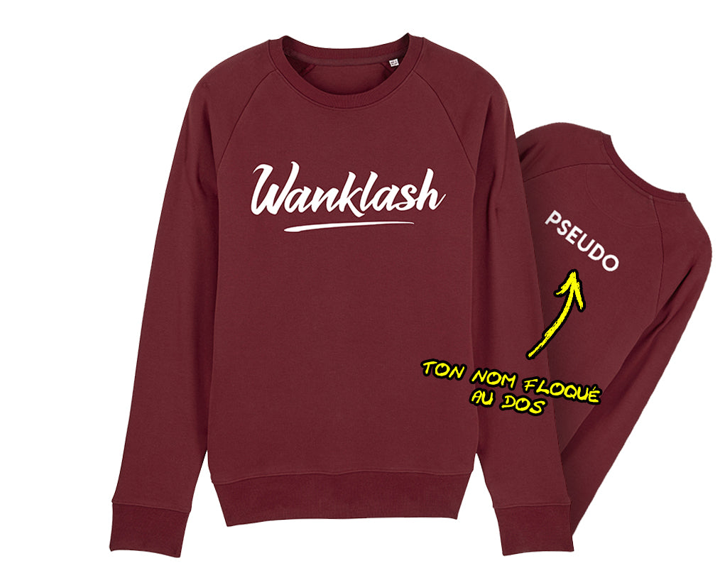 Sweat Wanklash (Flocable)