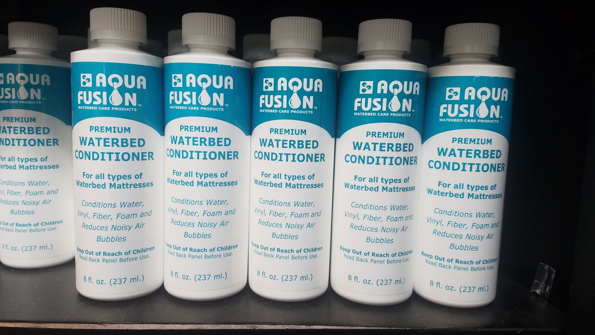Aqua Fusion Premium Waterbed Conditioner