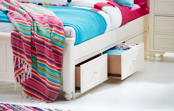 Summerset Low Poster Bed