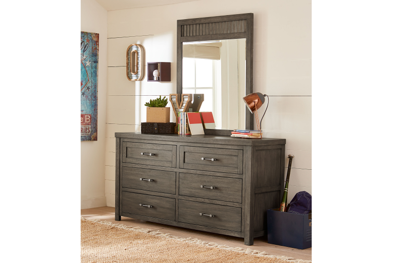 Bunkhouse 6 Drawer Dresser