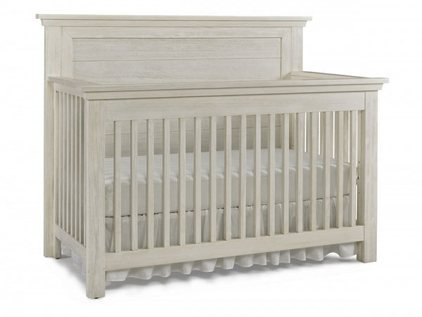 Lucca Convertible Flat Panel Crib