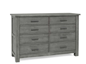 Lucca Double 8 Drawer Dresser