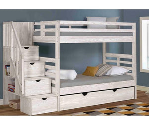 Twin/twin Manchester Bunk Bed