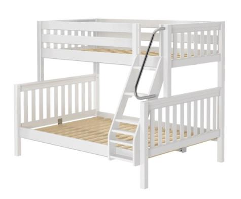 Twin/Full Medium Bunk Bed