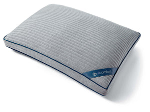 iComfort TempActiv Scrunch Pillow