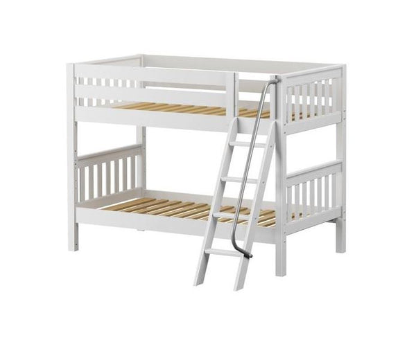 Full over Full Low Bunk Bed