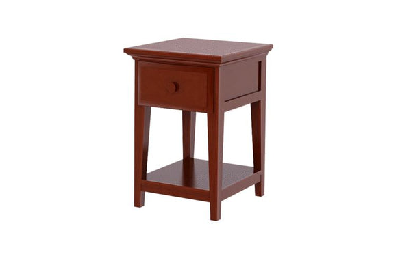 1 Drawer Night Stand with Shelf