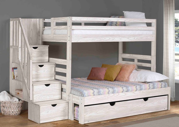 Twin/Full Manchester Bunk Bed