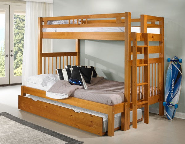 Sacramento Bunk Bed with Ladder
