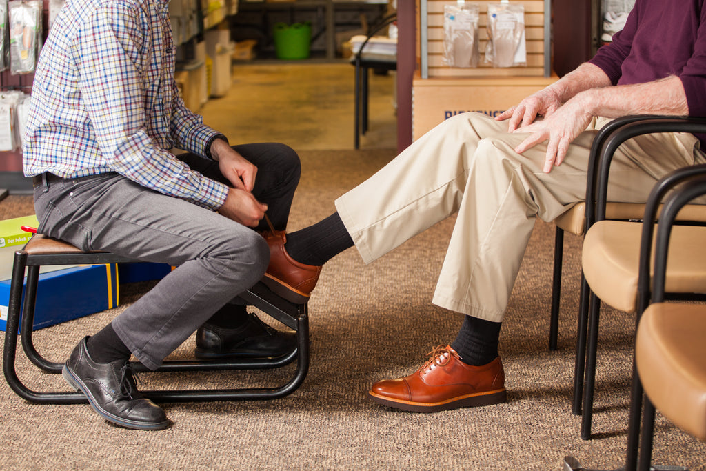 Specialty Footwear – Beyond the Basics of Taking Care of Your Feet