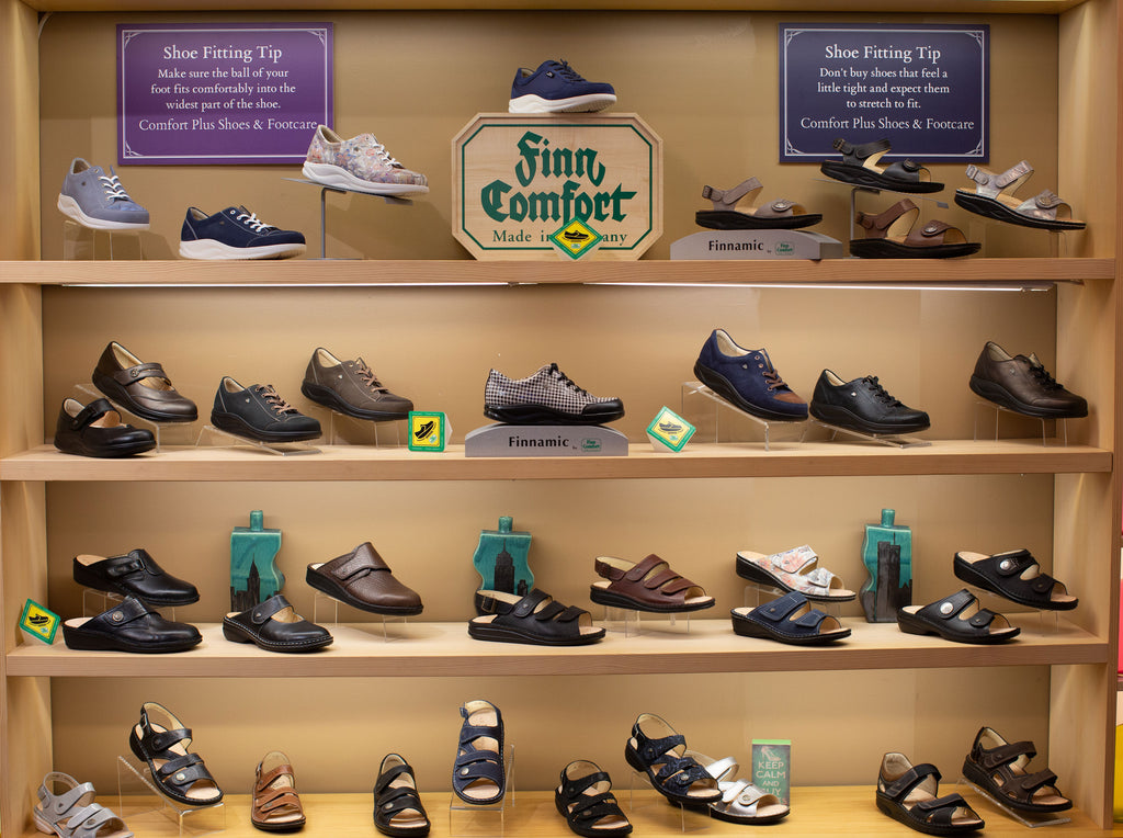When It Comes To Comfort, Finn Comfort Shoes Are In A Class Of Their Own