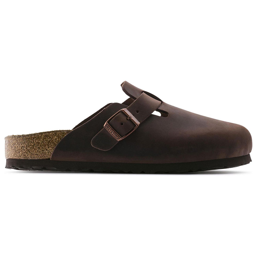Boston Habana Leather Soft Footbed