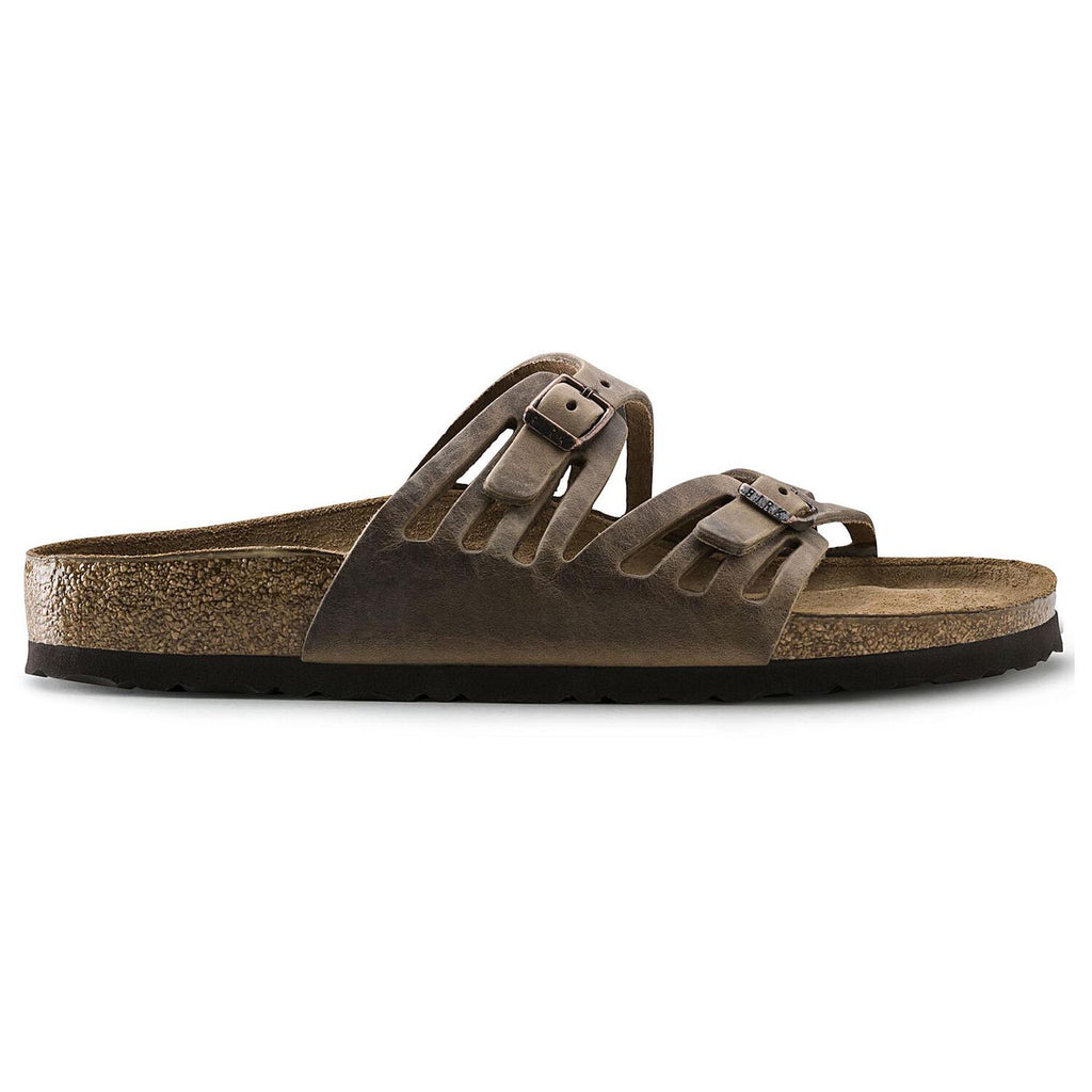 Granada Tobacco Soft Footbed