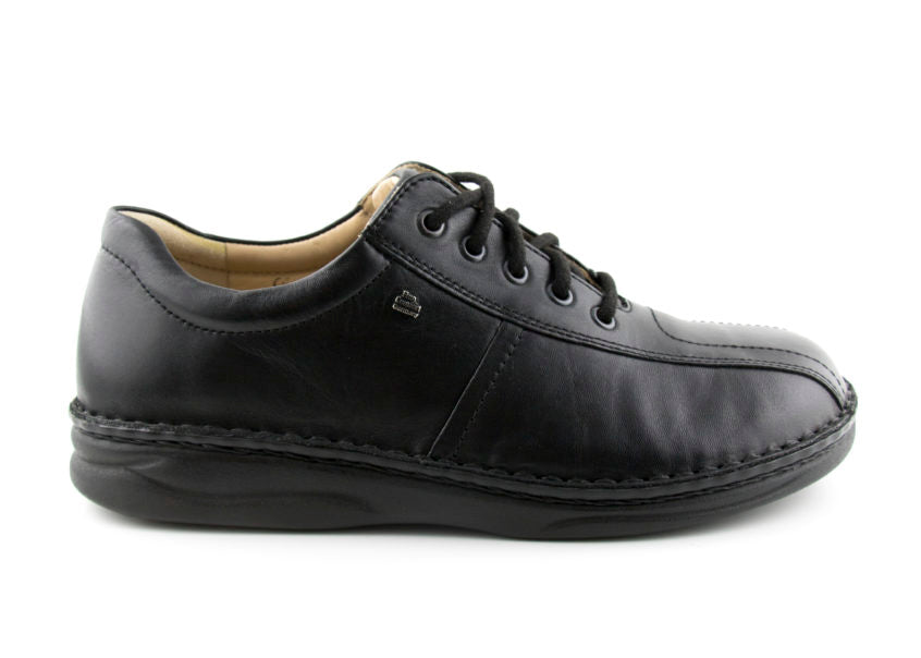 Dijon Black Leather