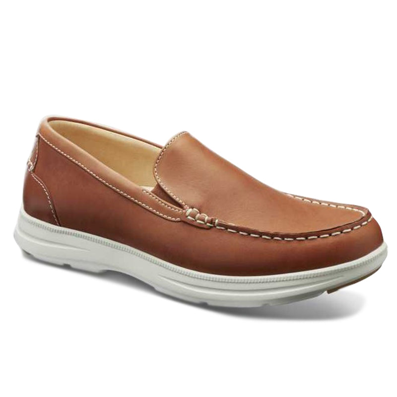 Blue Skies Boat Shoe Saddlebag Tan