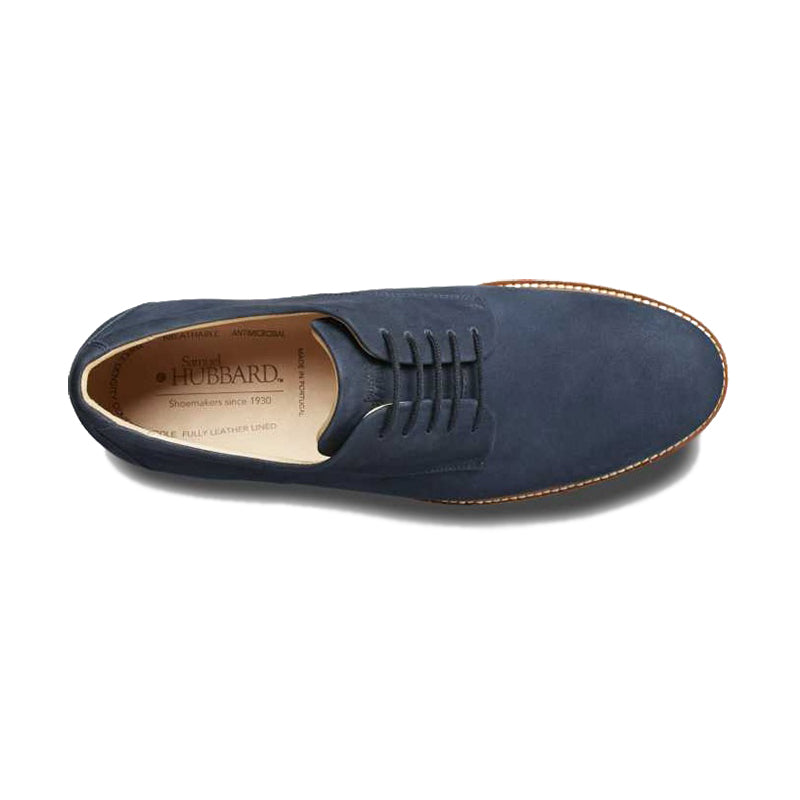 Bucks Navy Nubuck