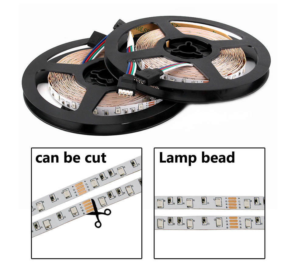 LED Strip Lights & Remote Controller