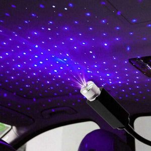 USB Galaxy Projector