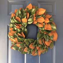 Load image into Gallery viewer, The Premium Magnolia Wreath