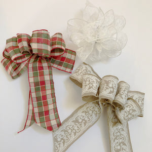 Beautiful Custom Made Bows
