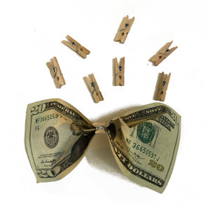 OUR Clips YOUR Cash - Add to a Desktop Wreath for a THRILL!