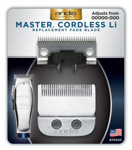 ANDIS Master Cordless Replacement Fade Blade