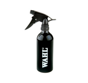 Wahl Salon Aluminium Water Spray Bottle - Black