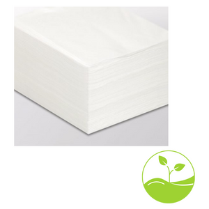 Oz E Eco Friendly White Towels 40 x 70cm