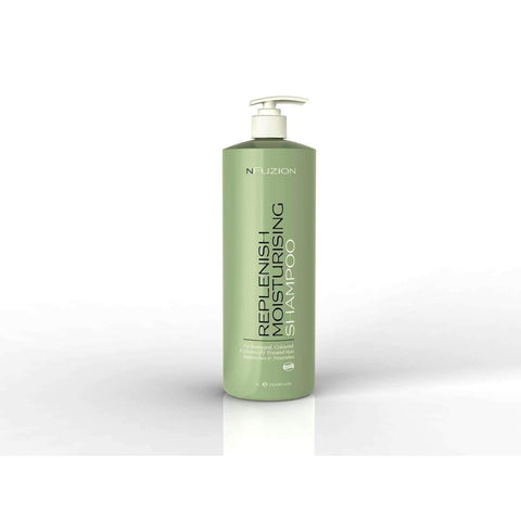 NFuzion Professional Replenish Moisturising Shampoo 1 Litre,Salon Supplies To Your Door