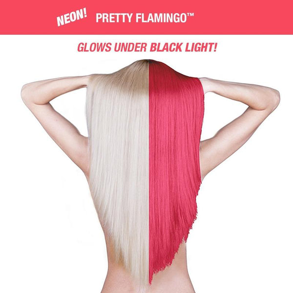 Manic Panic Pretty Flamingo 118ml High Voltage® Classic Cream Formula Hair Color