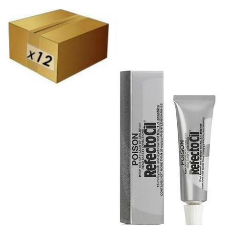 RefectoCil Lash Tint - R1.1 Graphite (BULK 12)